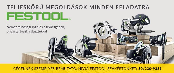 Festool ipari szerszámgép